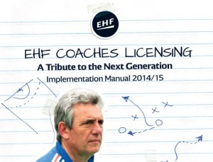 EHF COACHES LICENSING
