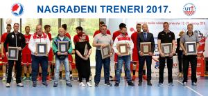 Odluka Upravnog odbora Udruge trenera HRS-a  za dodjelu  priznanja na seminaru u Poreču 2018. godine