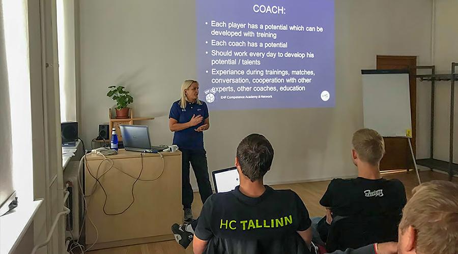 Europska rukometna federacija izabrala je Lidiju Bojić-Ćaćić za lektoricu