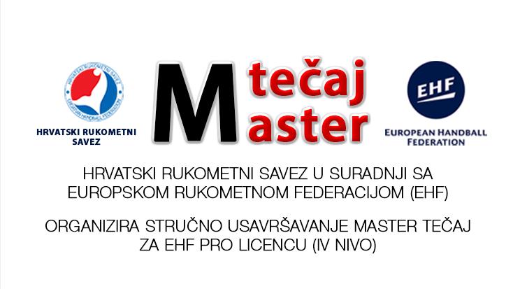 Master tečaj HRS-a i EHF-a s mnogo poznatih imena
