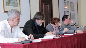 Održana je prva sjednica Upravnog odbora Udruge trenera HRS-a pod predsjedanjem novoizabranog predsjednika Line Červara