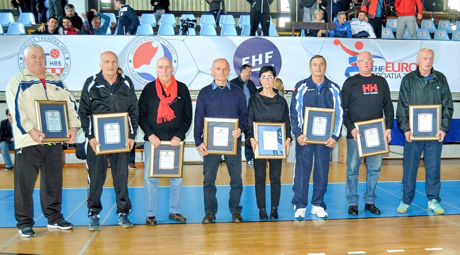 Prijedlog uspješnih i zaslužnih trenera-trenerica u 2018. godini za nagrade Udruge trenera HRS-a