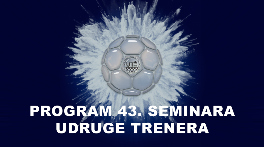 Program 43. Središnjeg seminara Udruge trenera