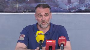 DOBOJ: Pres konferencija MRK Sloga Doboj – Mario Kelentrić novi trener Sloge