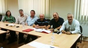 Sjednica Upravnog odbora UHRT HRS-a