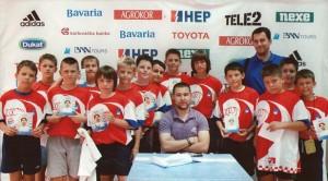 Kamp Hrvatskog rukometnog saveza za djevojke i mladiće