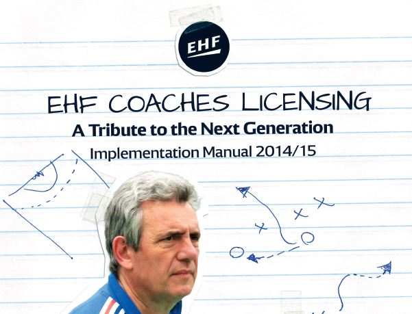 Trenutno pregledavate EHF COACHES LICENSING
