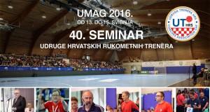 """Pročitajte više o članku """"XL (40.) Središnji seminar za trenere HRS-a"""", Umag od 13. do 15. svibnja 2016."""