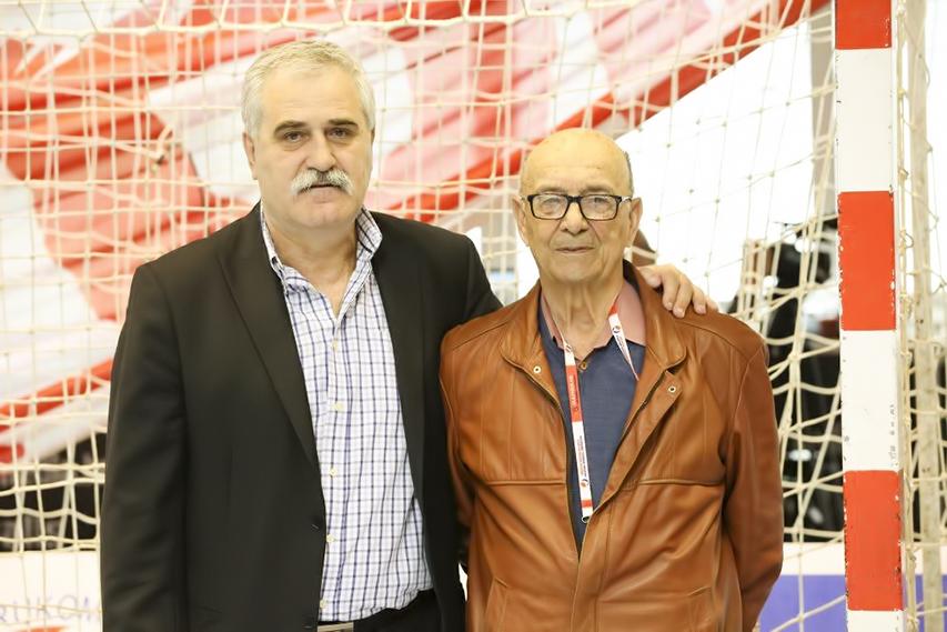 You are currently viewing Juraj Radovčić – u 85 godini i dalje aktivan u radu sa mladima u rukometu