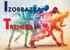 Studijski program: IZOBRAZBA TRENERA, preddiplomski stručni studij trajanje 3 godine