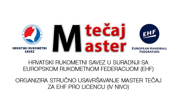 You are currently viewing HRS u suradnji sa EHF-om organizira stručno usavršavanje – Master tečaj za EHF PRO licencu (IV NIVO)