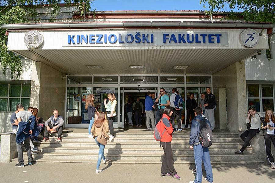 Upis na Kineziološki fakultet Sveučilišta u Zagrebu, Studijski centar za izobrazbu trenera od 3. do 7. 9. 2018. godine