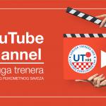 Youtube kanal Udruge trenera Hrvatskog rukometnog saveza