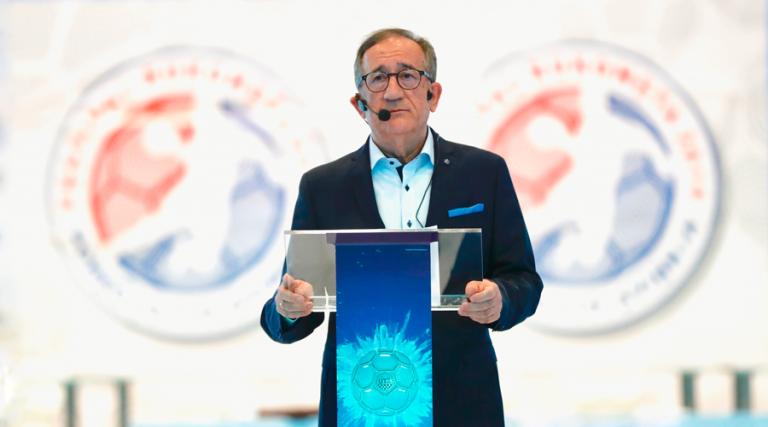 Read more about the article Završen je 43. Središnji seminar Udruge trenera Hrvatskog rukometnog saveza uz prisustvo više od 600 trenerica i trenera