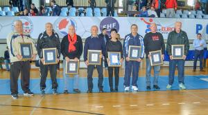 Priznanja za postignute rezultate te doprinos razvoju rukometa u 2018. u Republici Hrvatskoj