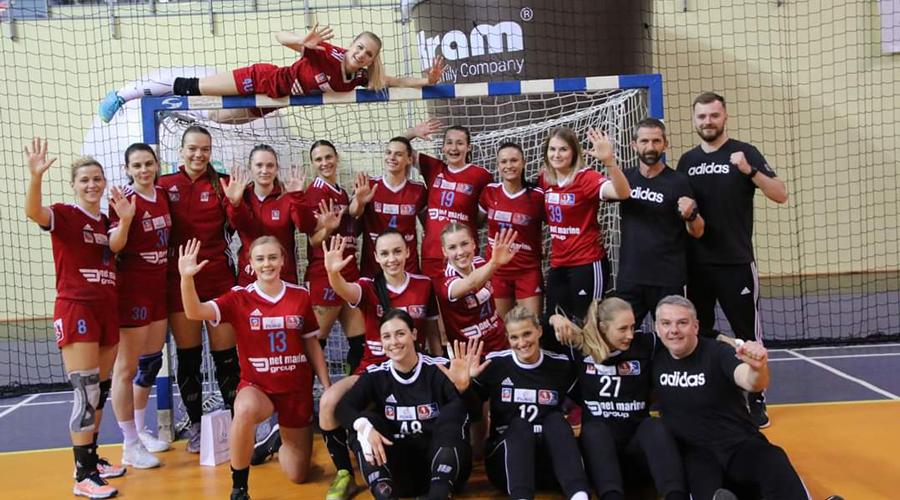 Trenutno pregledavate Neven Hrupec sa ekipom SPR Pogon Szczecin osvojio dvije srebrne medalje (finale Chalange kupa i finale Poljskog kupa)