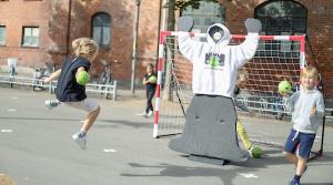 Prijava za sudjelovanja na internetskom seminaru GOALCHA Street Handball EHF-a