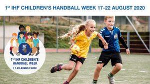 1. tjedan IHF-ove djece u rukometu (17. do 22. kolovoza)
