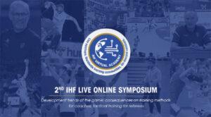 Read more about the article 2. internetski simpozij IHF za trenere i suce – Trendovi razvoja igre: posljedice na metode treninga za trenere, taktički trening za suce