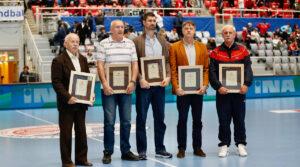 Upravni odbor Udruge trenera donio je odluku da se nagrade sljedeći treneri za postignute rezultate u 2019. i 2020.