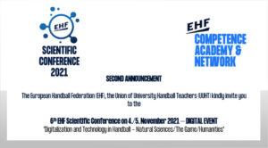 Pročitajte više o članku Znanstveni skup EHF-a 2021.