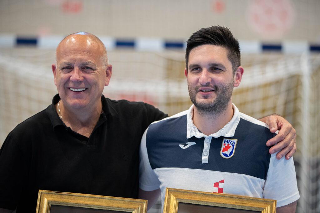 Zvonko Kaleb i Matej Mišković