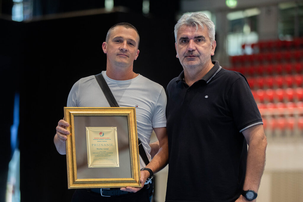 Marko Gotal i Goran Mrđen