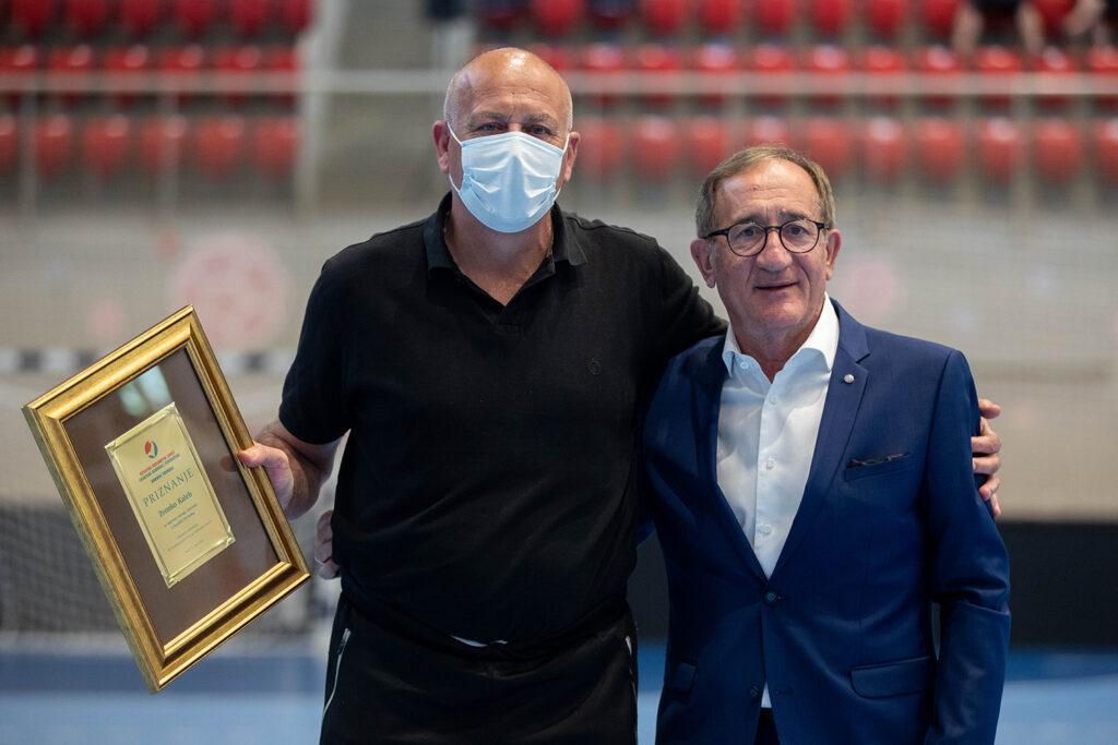 Zvonko Kaleb i Lino Červar