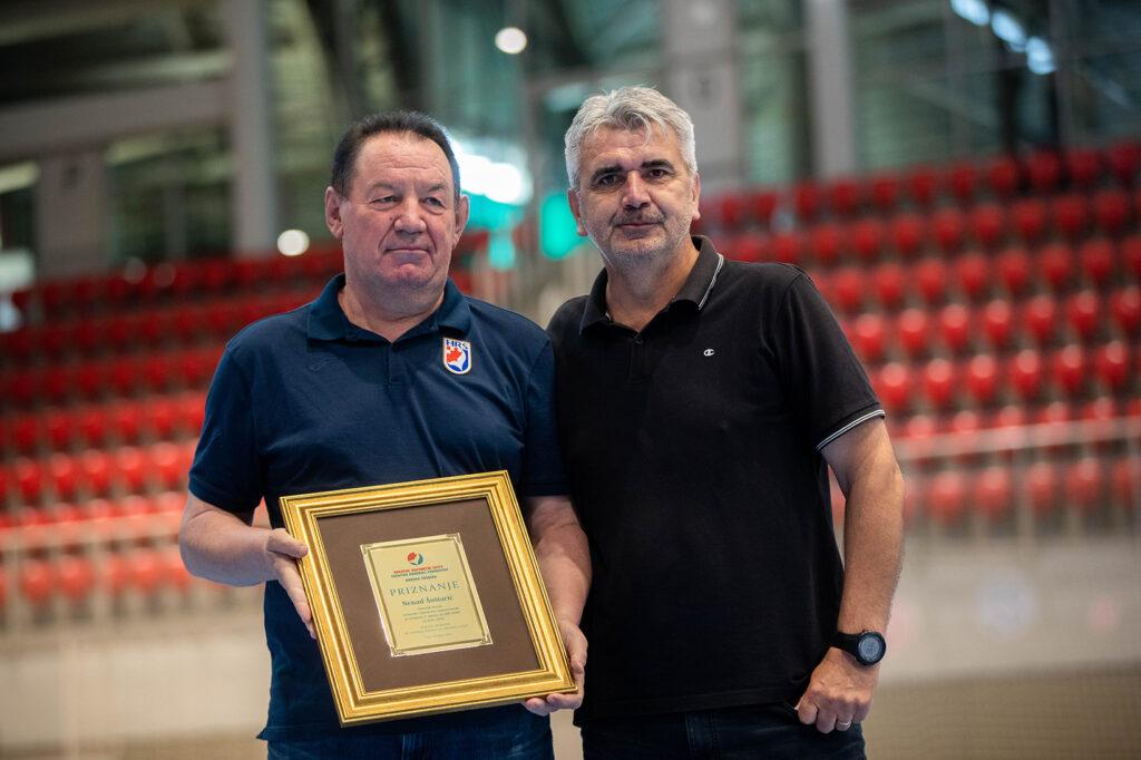 Nenad Šoštarić i Goran Mrđen